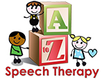 A to Z Speech Therapy, PLLC Logo